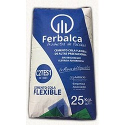 CEMENTO COLA FLEXIBLE