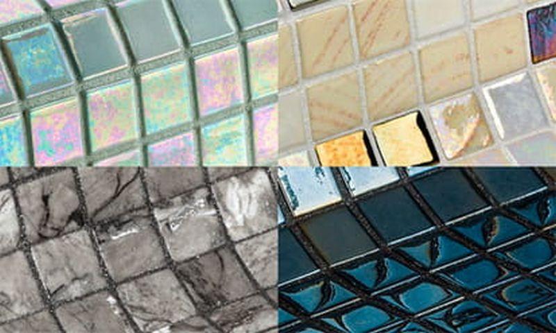 Gresite y mosaicos